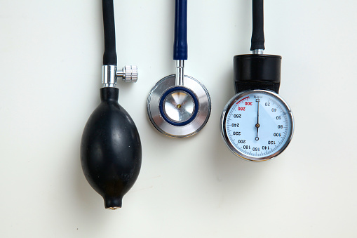 image of blood pressure instruments